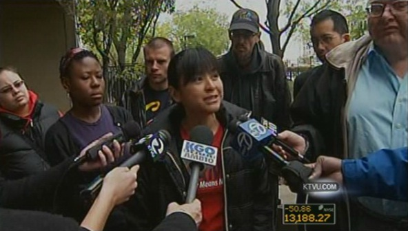 Video: BAMN Leader Slams Political Witchhunt Against Her and Other Prominent Occupy Cal Protestors